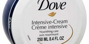 9. New 376445 Dove Intensive Cream