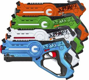 1 Best Choice Products Infrared Laser Tag Blaster - Laser Tag Guns