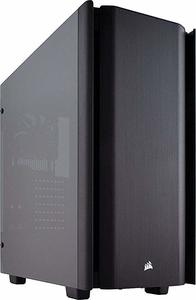 #1 CORSAIR Obsidian Mid-Tower Case - Tempered Glass PC Cases