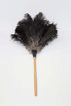 1 GM Royal Ostrich Feather Duster (Large GM03 , Black)