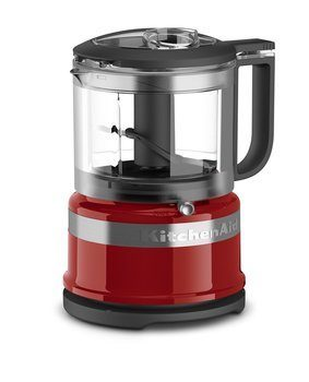 1 KitchenAid KFC3516ER 3.5 Cup Food Chopper, Empire Red