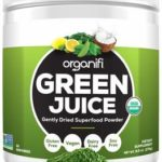 1. Organifi Green Juice - Organic Superfood Supplement Powder