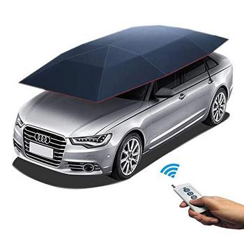 1. Reliancer Semi-automatic Hot Summer Car Umbrella cover