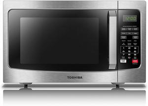 1. Toshiba EM131A5C-SS Microwave Oven