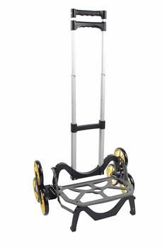 1. UpCart The All-Terrain Stair Climbing Folding Cart