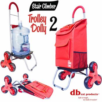 10. Best products Stair Climber Trolley Dolly 2