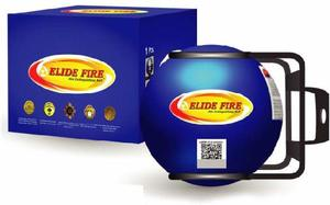 10. Blue Mini ELIDE FIRE Extinguishing Ball