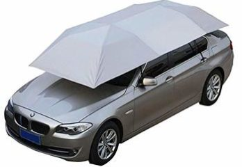 Portable Car Umbrella Tent – Top 10 Best Portable Car Covers in 2020