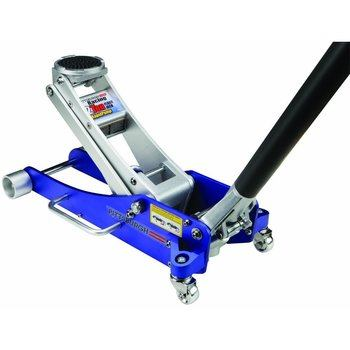 Sunex NSJ0301 3 Ton Lightweight Portable Aluminum Service Jack with Side Handle