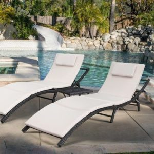 Top 12 Best Folding Lounge Chairs in 2020 Reviews