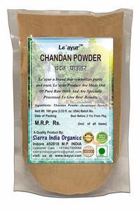 #12. Le'ayur Chandan (Sandalwood) Powder 100 Gms