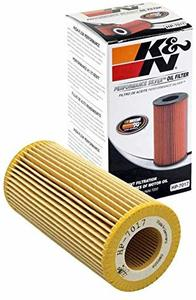 #13.K&N HP-7017 High-Performance Oil Filter