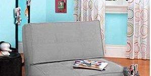 #2 Flip Chair Convertible Sleeper Dorm Bed Couch Lounger Sofa