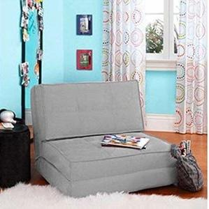 #2 Flip Chair Convertible Sleeper Dorm Bed Couch Lounger Sofa