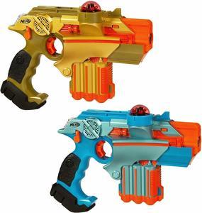 2 Nerf Tag Phoenix LTX Tagger - Best Laser Tag Guns