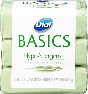 2. Dial Basics Bar Soap