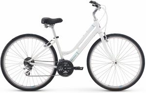 2. Raleigh Bicycles Detour 2 Comfort Hybrid Bike
