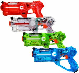 3 Dynasty Toys Laser Tag Set - Best Laser Tag Gun