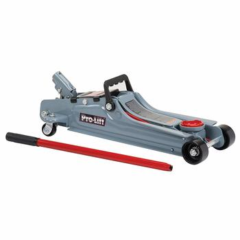 3 Pro-Lift F-767 Low Profile Floor Jack - 2 Ton Capacity