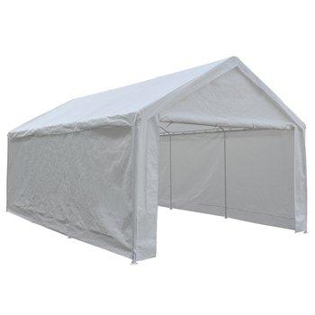 3. Abba Patio 12 x 20-Feet Heavy Duty Carport