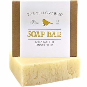 3. Fragrance Free Soap for Sensitive Skin. Natural