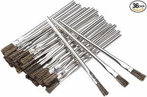 3. Harbor Freight Tools Horsehair Bristle Acid Shop Brushes