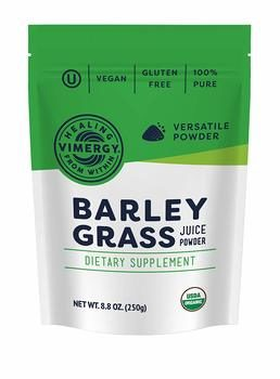 3. Vimergy USDA Organic Barleygrass Juice Powder (250g)