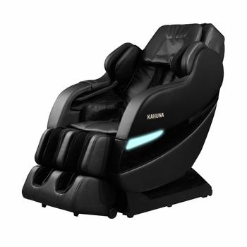 4 Top Performance Kahuna Superior Massage Chair with SL-Track 6 Rollers - SM-7300 (Black)