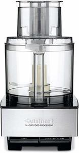 4. Cuisinart DFP-14BCNY 14-Cup Food Processor