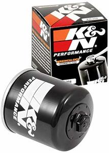 #4. K&N High-Performance Oil Filter