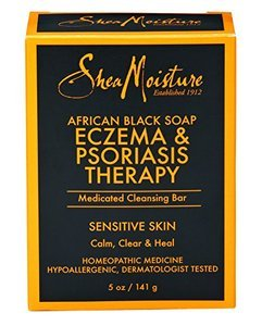 4. SheaMoisture's African Black Soap Eczema & Psoriasis Therapy