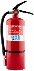 5. First Alert Fire Extinguisher
