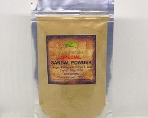#5. Pam Herbals Special Sandalwood Powder for Face pack