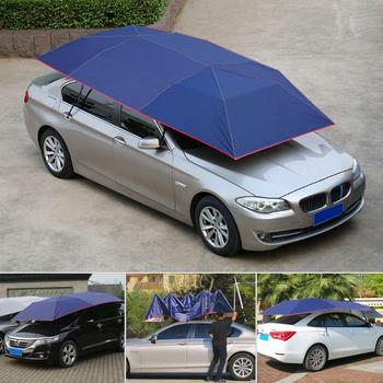 5. Super PDR Semi-Automatic Tent Movable Carport