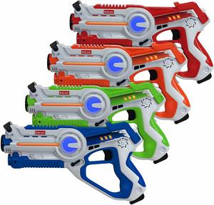 6 Kidzlane Infrared Laser Tag Guns