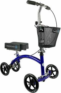 #6 KneeRover Deluxe Steerable Knee Cycle Knee Walker Scooter