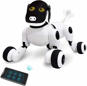 #6 Puppy Smart Voice & App Interactive Toy