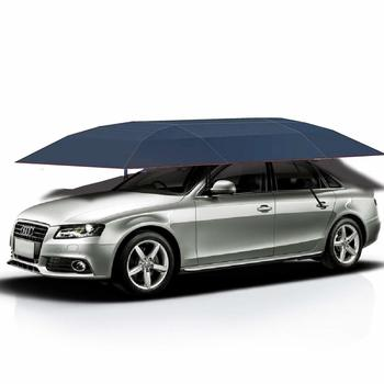 6. Jolitac Portable Car Umbrella Tent Cover