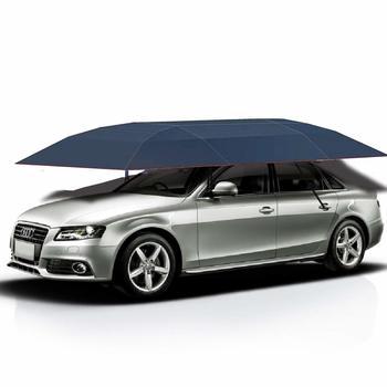 6. Jolitac Portable Car Umbrella Tent Cover