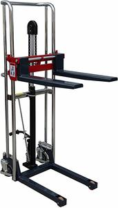 #6. Pake Handling Tools - Fork Type Stacker