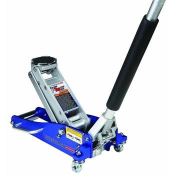 7 New! 3000 Lb Aluminum Floor Jack Low Profile Pump Lift