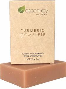 #7 Organic Turmeric Soap