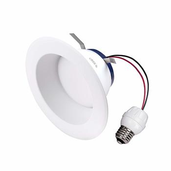 7. Cree TW Series 6 inch Retrofit Recessed Downlight, LED light equivalent to 65W
