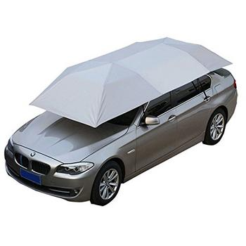 7. Reliancer Semi-automatic Hot Summer Car Umbrella Cover