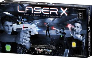 8 Laser Tag Gun X 88016 Two Player Gaming Laser Set - Laser Tag Guns