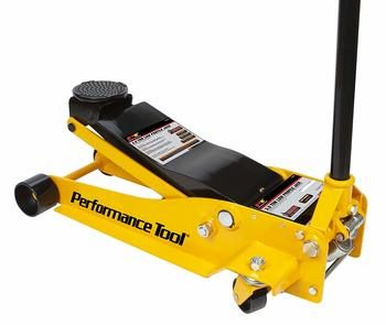 8 Performance Tool W1627 3.5 Ton Low Profile Service Jack