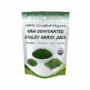 8. Chérie Sweet Heart Barley Grass Juice Powder
