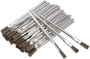 8. Harbor Freight Tools Horsehair Bristle Acid Shop Brushes