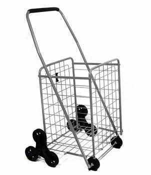 8. Helping Hand Deluxe Stair Climber Cart
