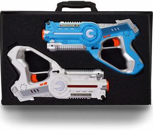 9 DYNASTY TOYS Family Games Laser Tag Guns